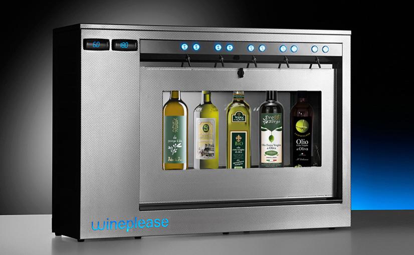 Winewplease-Olio e Alcolici